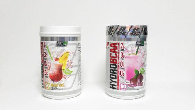 ハイドロbcaaマイアミバイスとパッションフルーツの写真