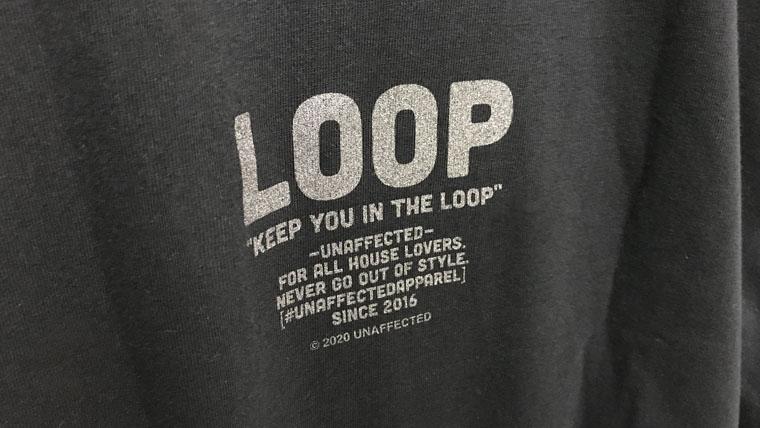 loopブラックバックアップ