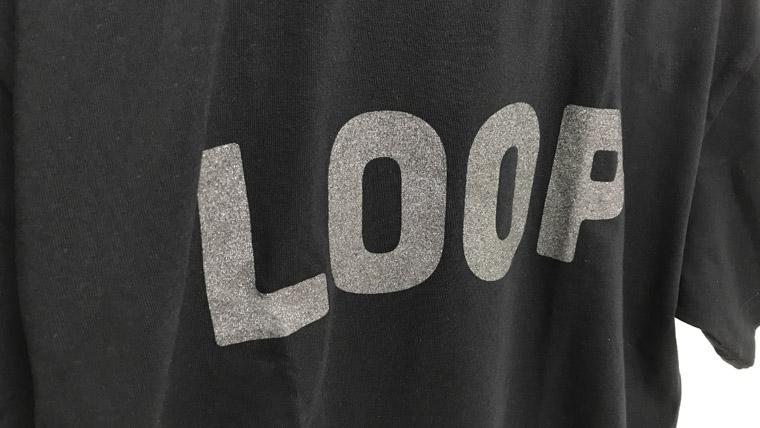 loopブラックアップ