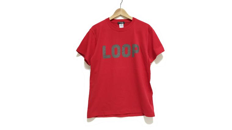 loopレッド