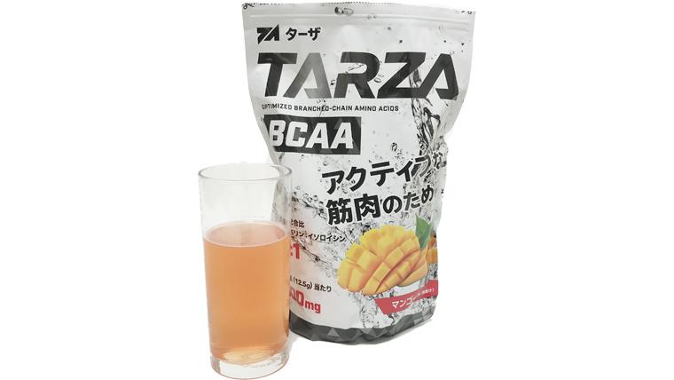 TARZA(ターザ)マンゴーの使用例