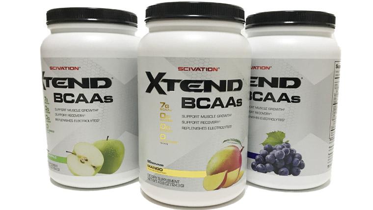 BCAA粉末サプリの定番メーカーXTEND(エクステンド)BCAAs
